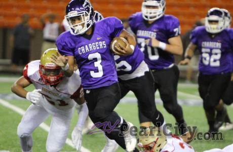 Pearl City blanks Roosevelt 42-0 in OIA D2 varsity football (8/19/2017)