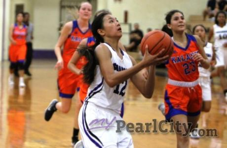 Oshita drops 17 to lead Pearl City over Kalaheo in OIA first round 39-27 win