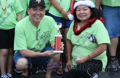 2019 Pearl City Christmas Parade Award Winners