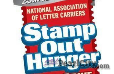 Help Stamp Out Hunger this weekend at Safeway!