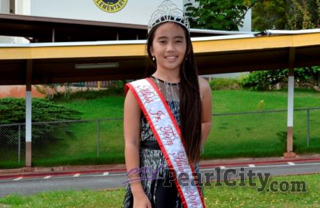 2016 Miss Jr. Teen Hawaii Arahmae Domingo to appear at Sept. 2 Make A Wish Chari