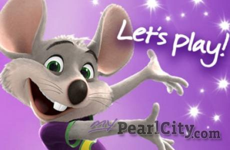 Great News! Chuck E. Cheese re-opens at the Pearl City Shopping Center!