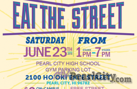 Eat The Street is Back! Saturday, June 23 at PCHS