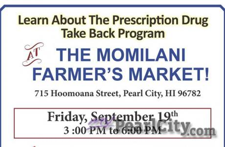 US Med Urgent Care to promote Medication Safety at Momilani Farmer's Market