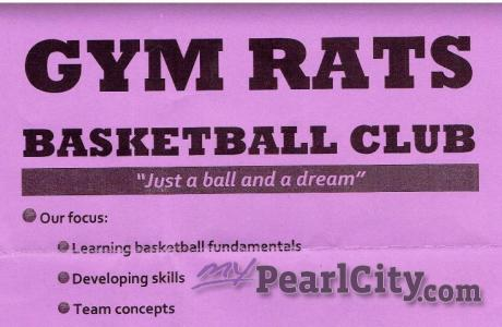 Join the GYM RATS BASKETBALL CLUB with Coach Mike Morton
