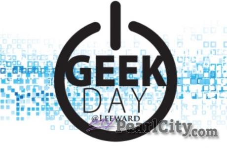 Annual Leeward Geek Day, Saturday, March 30 @ LCC