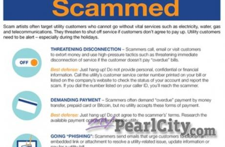 Hawaiʻi utilities join forces against aggressive scammers, alert customers durin