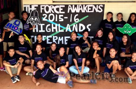 Highlands Intermediate Receives National Student Council Award For 2nd Straight