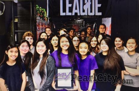 Highlands Intermediate Receives National Student Council Award For 4th Straight