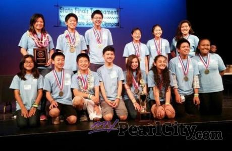 Students Hit the Road for National Science Competitions