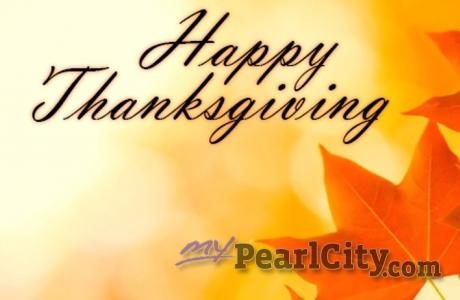 Have a wonderful Thanksgiving!