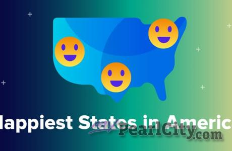 HAWAII VOTED #1 HAPPIEST STATE IN AMERICA!