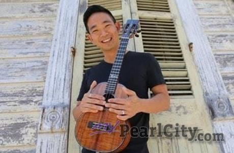 Jake Shimabukuro performs today at the Pearl City Public Library - 3:00pm!
