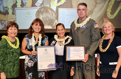 2019 K. Mark Takai Outstanding Civilian Contributor Commendation Award