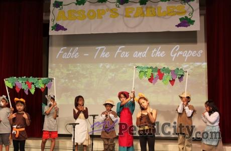 Momilani Elementary School, 2nd Grade's Drama of Aesop's Fables