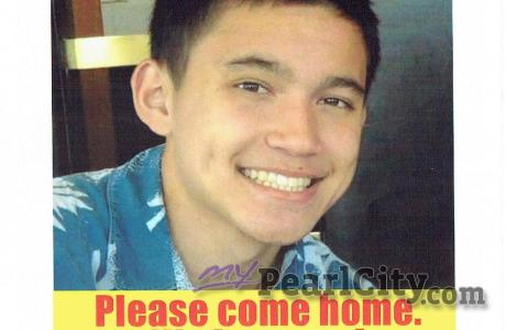 Please help in search for missing teen Noah Montemayor