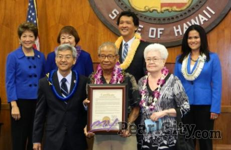 "Honored Pearl City community volunteer Onorio ""Nory"" Balantac leaves behind a le"
