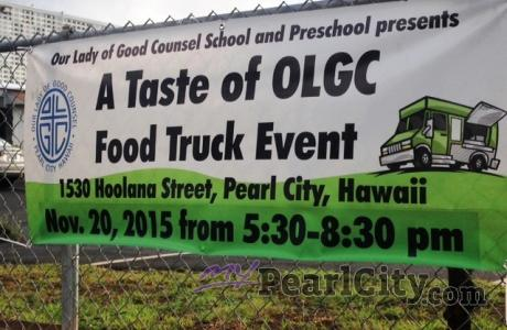 A Taste of OLGC Food Truck Event this Friday, Nov. 20!