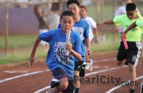 PCHS Invitational Complex Elementary Track Meet, Friday, May 8