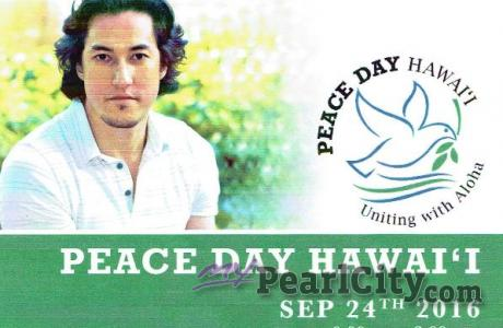 Peace Day Hawai'i celebration this Saturday at Urban Garden Center, Pearl City