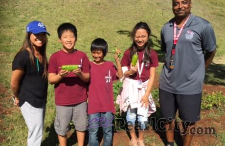 Cultivating Healthier Choices at Pearl City Highlands Elementary