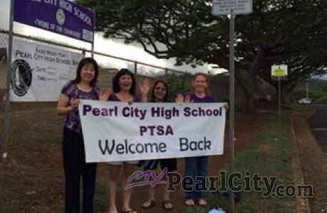 PCHS PTSA welcomes back students, teachers and administration