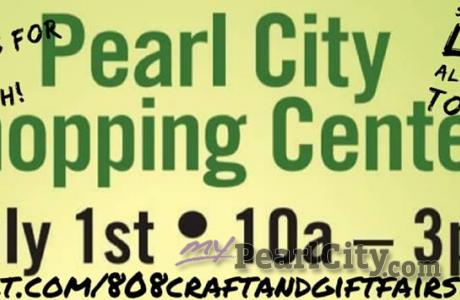 808 Craft & Gift Fair, Sunday @ Pearl City Shopping Center