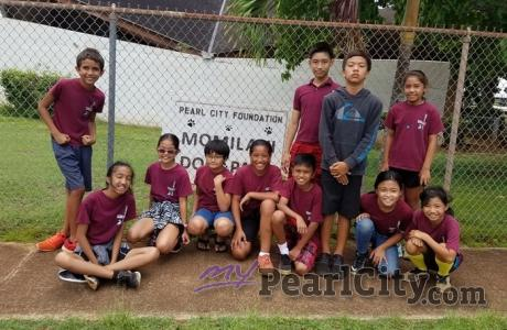 PEACHES Pathways students build and deliver benches for future Momilani Dog Park