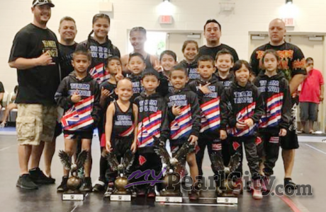 Team Hawaii makes history at Reno Worlds Wrestling Tournament