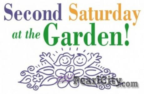 Second Saturday at the Garden: PEACE GARDENS!