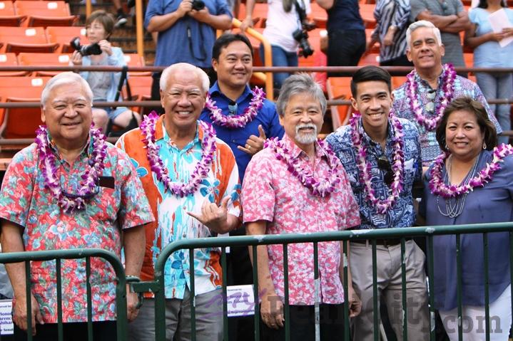 Pearl City High School Class of 2019 Commencement at Aloha Stadium