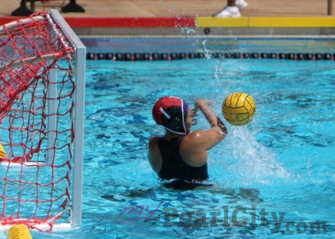 Leilehua Over Pearl City 10 2 In Oia Varsity Girls Water Polo 3 19 2016