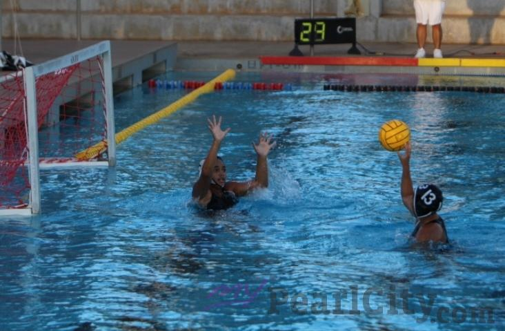 Too Cool In The Pool Pearl City Lady Chargers Water Polo 4 6 2016 Pearl