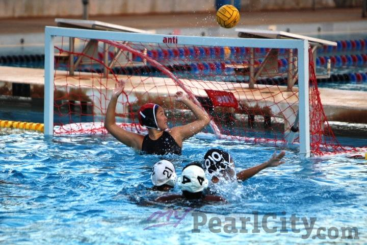 Too Cool In The Pool Pearl City Lady Chargers Water Polo Pearl City Hawaii
