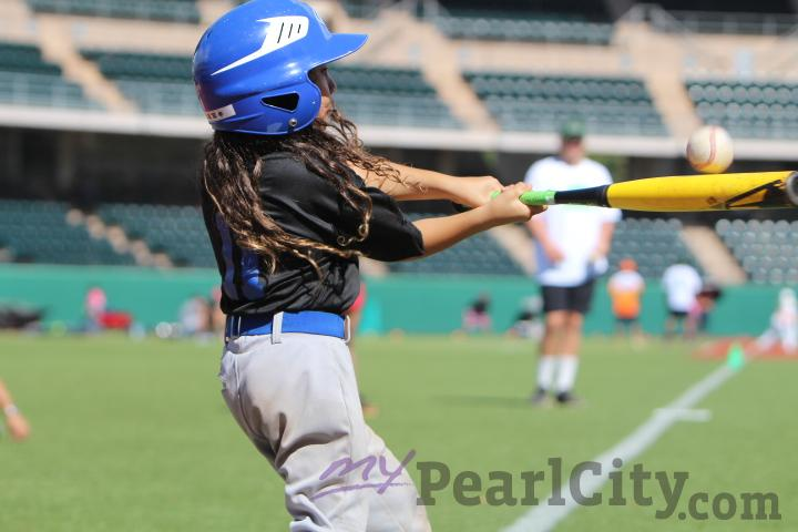 Youth baseball players play their hearts out at Baseball in