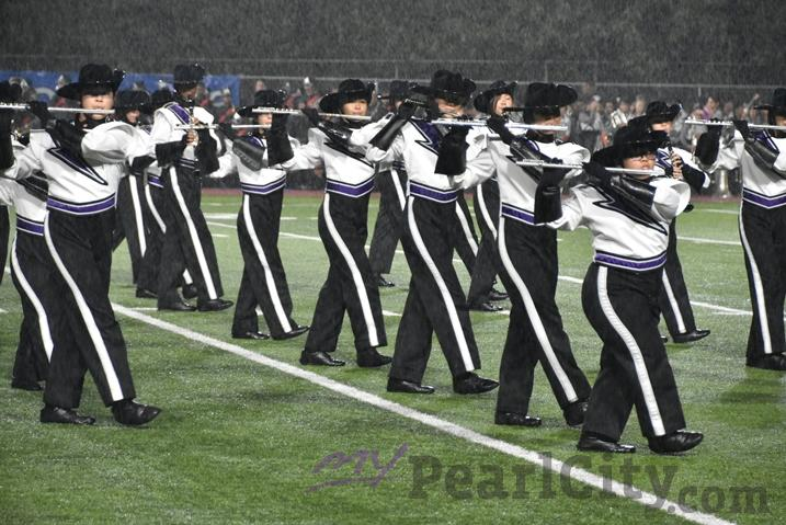 Pearl City Chargers host 2018 Oahu Marching Band Festival