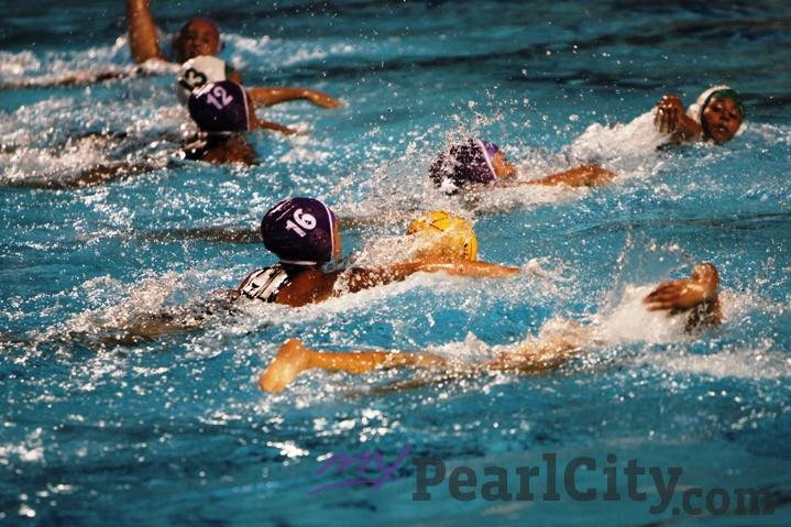 Pearl City Lady Chargers Win Big Over Aiea 10 2 Pearl City Hawaii