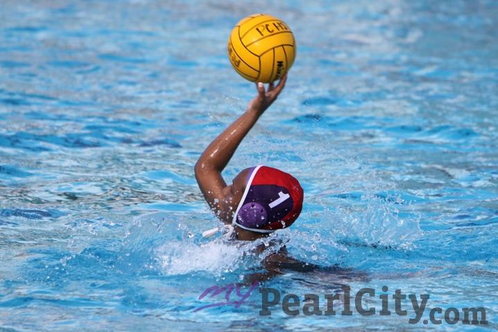 Kaiser Blanks Pearl City 8 0 In Oia Girls Water Polo Pearl City Hawaii