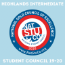 Highlands Intermediate Student Council Earns National Recognition
