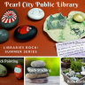 "Pearl City Public Library ""Rock Painting"" June 10, 2018 @ 1:00 pm - 3:00 pm"