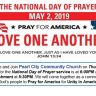 National Day of Prayer Service, May 2 at Pearl City Community Church