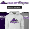 GET YOUR PEARL CITY CHARGERS APPAREL & GEAR ONLINE AND SAVE!