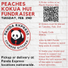 Pearl City Highland Elementary School PTA Panda Express Feb 2 Fundraiser Event