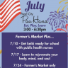 Pearl City Pau Hana plans exciting July for Pearl City community!