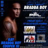 "Pearl City's Ray ""Bradda"" Cooper III, TKO winner - NEXT ROUND FUNDRAISER, Friday"