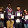 2017-2018 Pearl City High School Athletic Awards | Photo provided by Reid Shigem