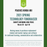 PCHES Spring Technology Fundraiser - March 29 to April 16