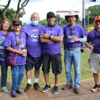 PCHS Purple Tree Project rooting 50 years of Charger Pride and beyond (10.9.2021