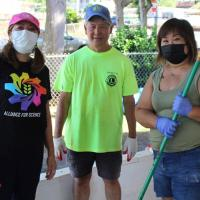Lions put on a shining touch at Momilani Community Center for upcoming summer se