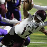 Farrington over Pearl City 20-7 in OIA Junior Varsity Football (8/31/2018)